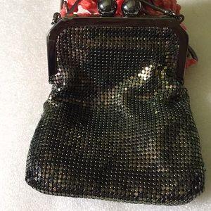 Zara collection mesh purse